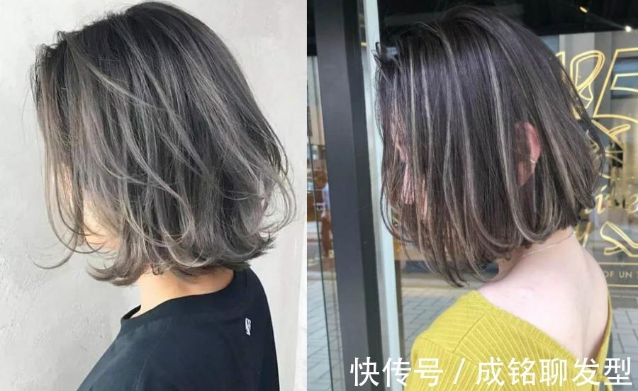 遮盖|白发越来越多,留长发好还是短发好?用这三种方法长发短发都可以
