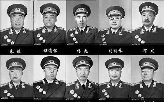 新中国十大将军省排名,十大将军县排名