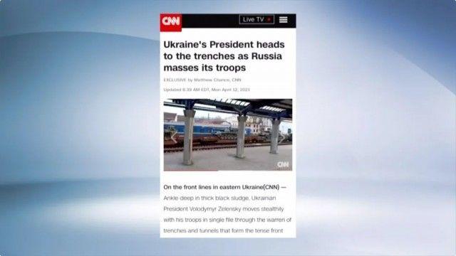 被点名批评后,CNN悄悄撤下虚假素材……