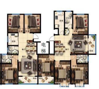 被開除的售樓小姐一梯兩戶房子最好買西邊,多少人買瞭後悔