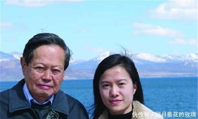 身体|相爱15年,婚后的翁帆为了杨振宇身体,多年来都是早睡早起