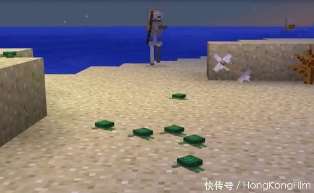 qt:gamepop|《我的世界》关于乌龟你不知道的14件事,最没有安全感的生物!