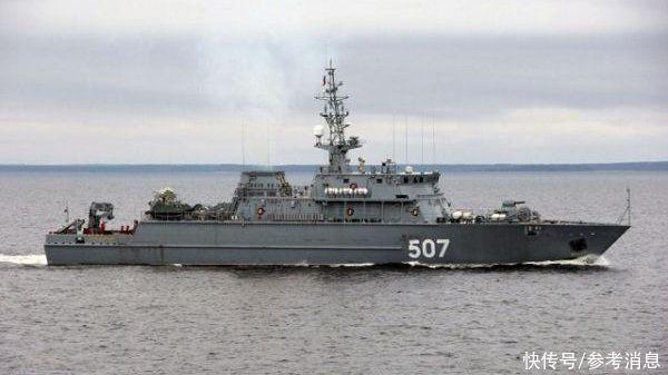 俄媒:掃雷機械人助俄海軍艦隊海底清障