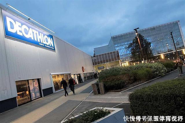 這個法國運動品牌,在中國不打廣告不請明星,一年卻輕松賺走百億