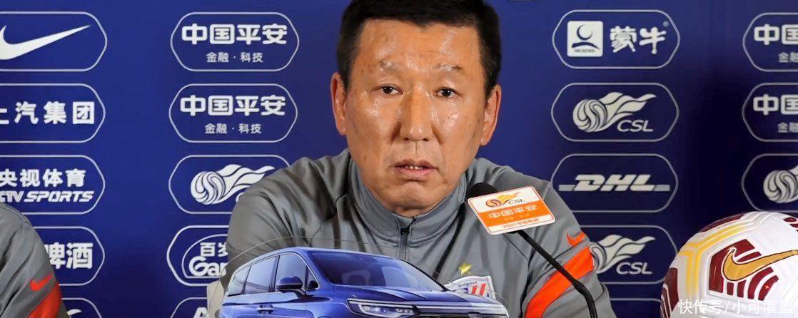崔康熙:踢海港我們肯定不會退縮,上海德比唯有取勝這個目標