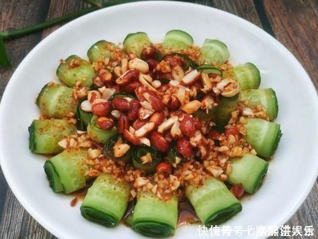 天熱了,教你幾道爽口開胃的家常菜,好吃不油膩,簡單又實惠