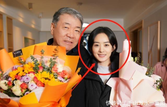 33岁赵丽颖产后超霸气,失去少女感的脸好真实,素颜出演新角色