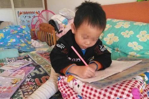 妈妈 幼儿园老师留作业:画妈妈睡着的样子,网友:最后那张怕是要挨打