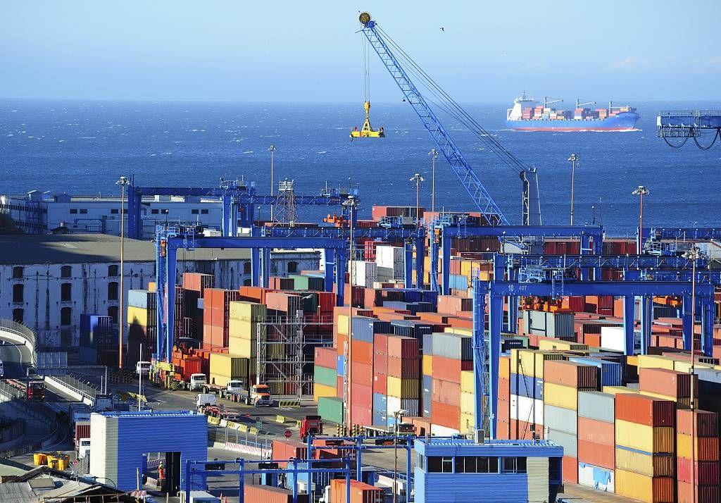 商務部:前5月中國服務貿易進出口總值同比增長3.7%