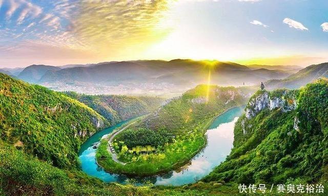 南漳,不仅有和氏璧,还有古寨、幽谷、瀑布……