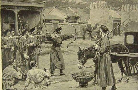鸦片战争时,清军海战不敌英军为何白刃战也不行