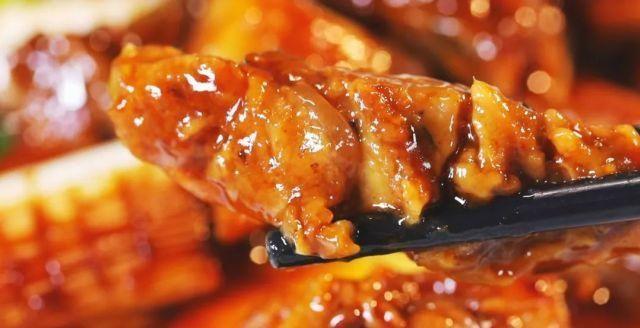 今日菜品——葱烧素海参