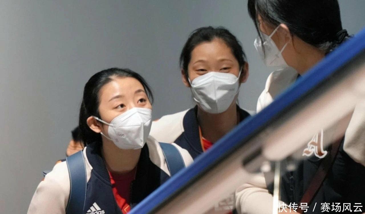 中國女排公佈最新日程!與日本有2場比賽,3位世界冠軍還有機會