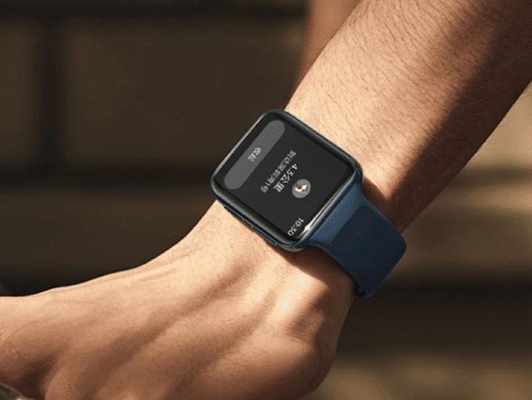 evOPPO Watch 2将于7月27日发布 依旧方形屏幕运行ColorOS系统