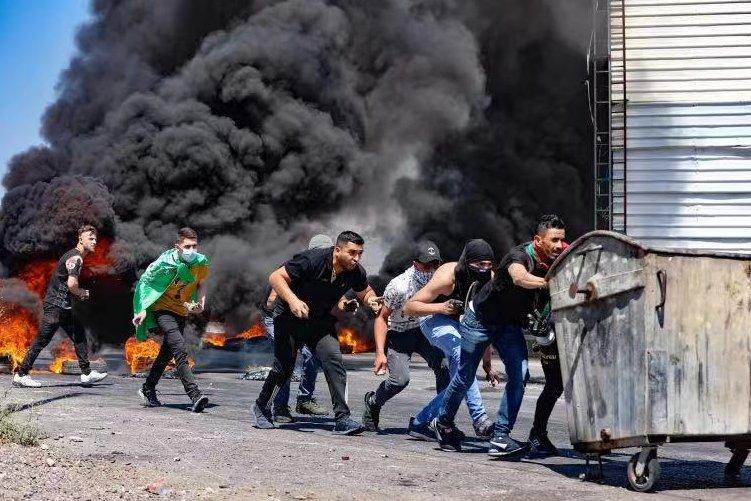 約旦河西岸10名巴勒斯坦人被以軍殺害