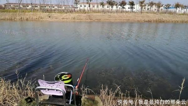 小寒之后钓鲫鱼,这些位置有鱼群,这是鲫鱼扎堆过冬的地方!