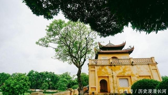 越南升龍皇城和他的作戰部