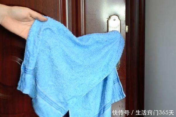 """住酒店时,为什么要在门把手上挂一条""""毛巾""""?关键时候能救命!"""