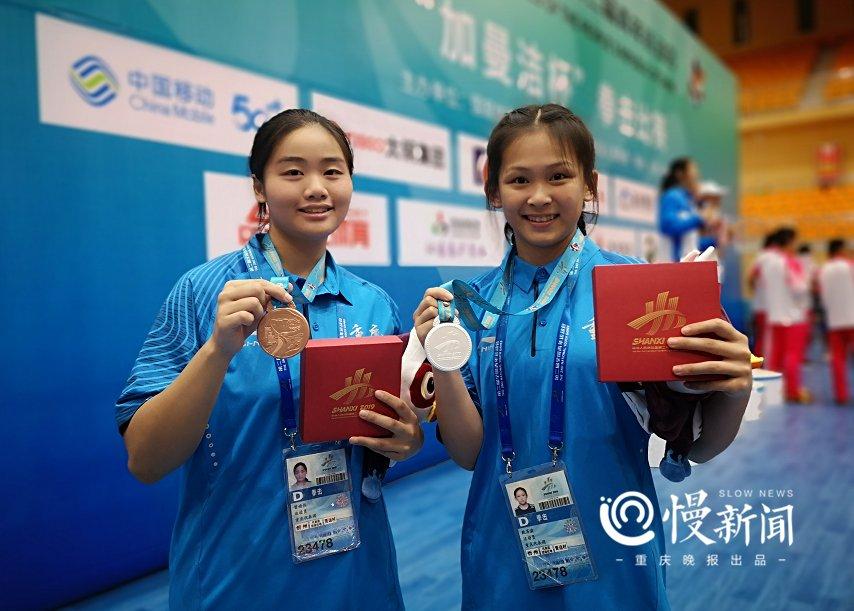 """重慶17歲女拳擊手市運會奪金,""""我真的喜歡拳擊,希望未來能好好打拳!"""""""