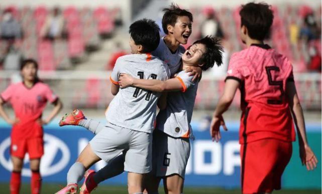 為什麼中國女足能輕松戰勝韓國隊,王霜的表現獲得所有人認可?