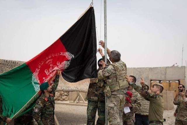 阿富汗塔利班擬下月提書面和平方案,俄羅斯願為對話搭臺