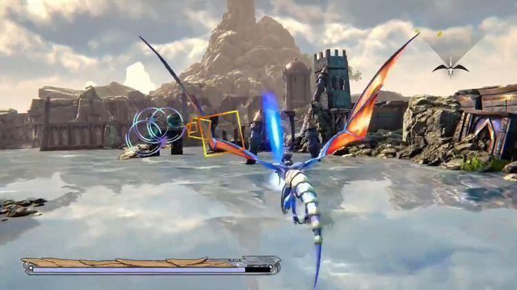 《铁甲飞龙:重制版》PS4版9月28日发售