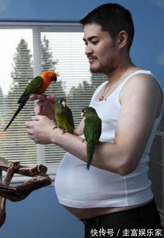 全球第一 全球第一个能生孩子的男人,已生下三胎,如今还想要再生
