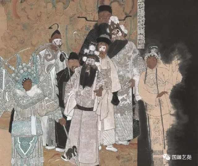 著名|「国臻艺苑·名家推荐」-当代著名青年女画家郭舒红