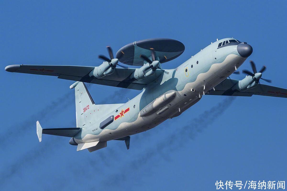 """東部戰區飛行員:""""請註意,我是中國海軍航空兵""""""""請立即停止"""""""