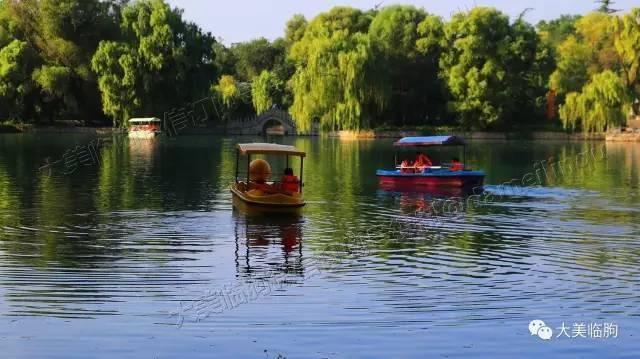 故乡的南河,在最美的季节里