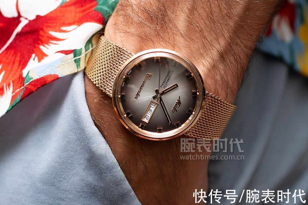 镀层|镀金腕表要不要买?会掉色吗?