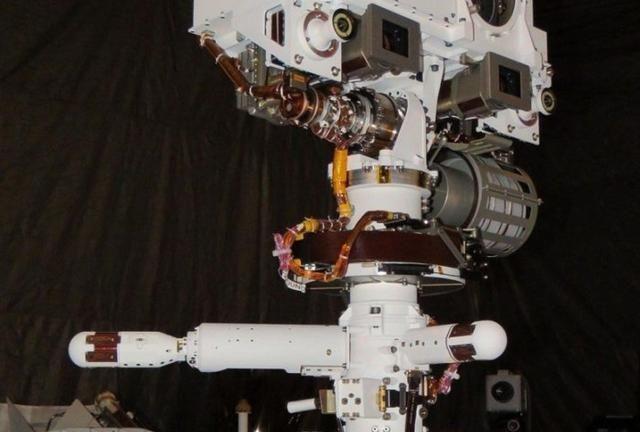 """NASA分享""""毅力号""""探测器发回的首份火星天气报告"""