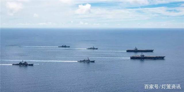 全球再次亂套,美軍公然對伊朗軍艦開火,16國聯軍即將齊聚亞洲