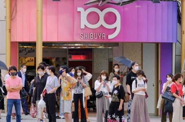 日本東京新增1008例新冠確診病例 連續5天超千例