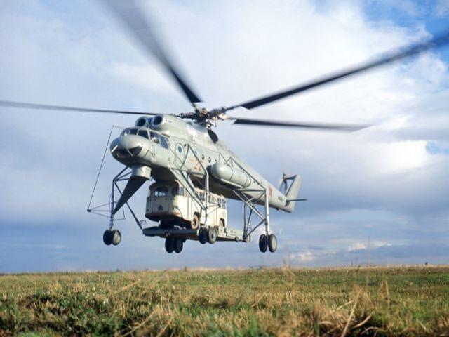 吊著核彈打遊擊!揭秘蘇聯最富暴力美學氣息的重型直升機