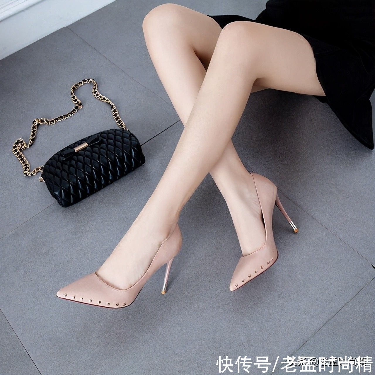 尖頭細跟高跟鞋助你玩轉各種場合,盡顯女性優雅魅力
