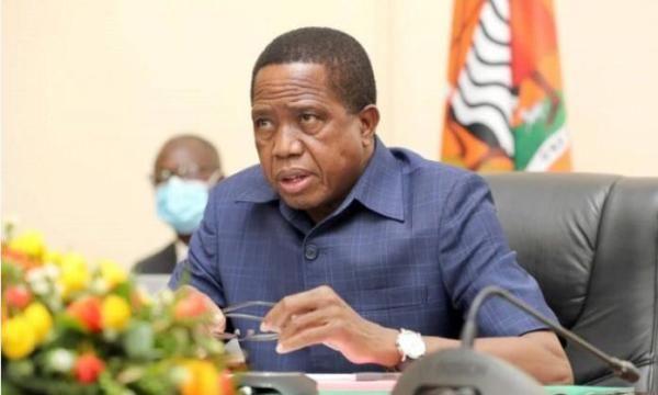 赞比亚总统伦古:如民众不遵守防疫规定 将采取更严厉管控措施