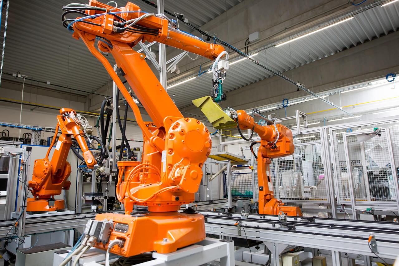70%靠進口,中國工業機器人該如何避免芯片式悲劇?