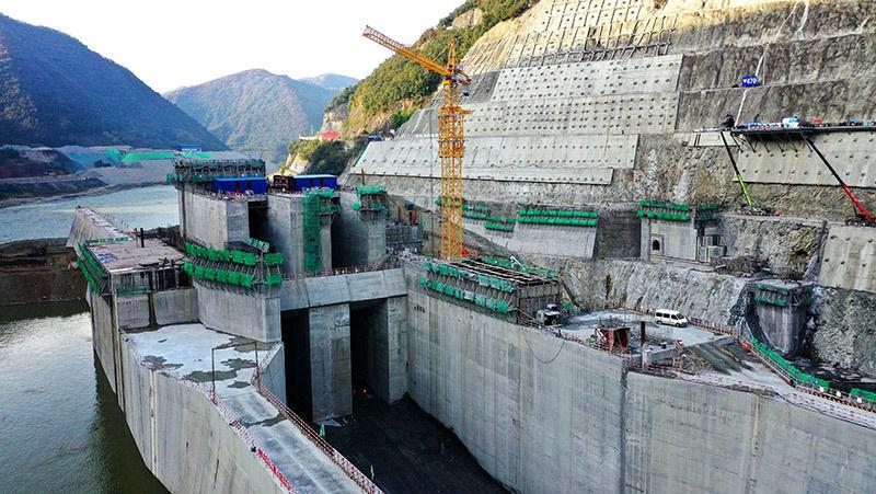 国家重大水利工程引汉济渭工程有序推进