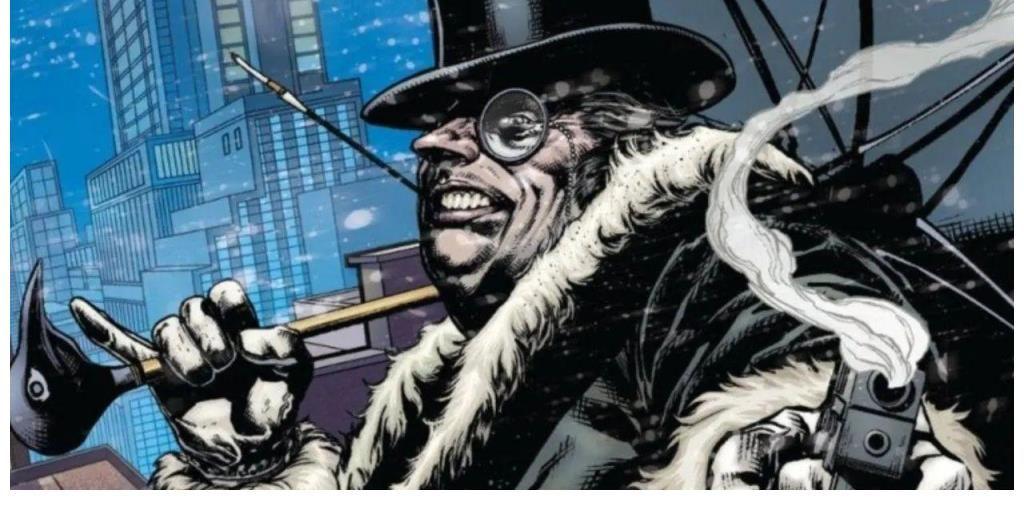 """侦探漫画 DC将拍""""企鹅人""""衍生剧集,反派也有春天?"""