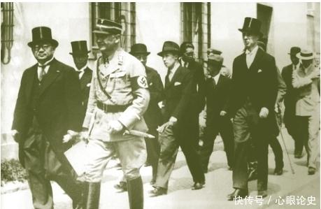 希特勒在别墅密会孔祥熙,留下一张罕见照片,两人究竟谈了什么?