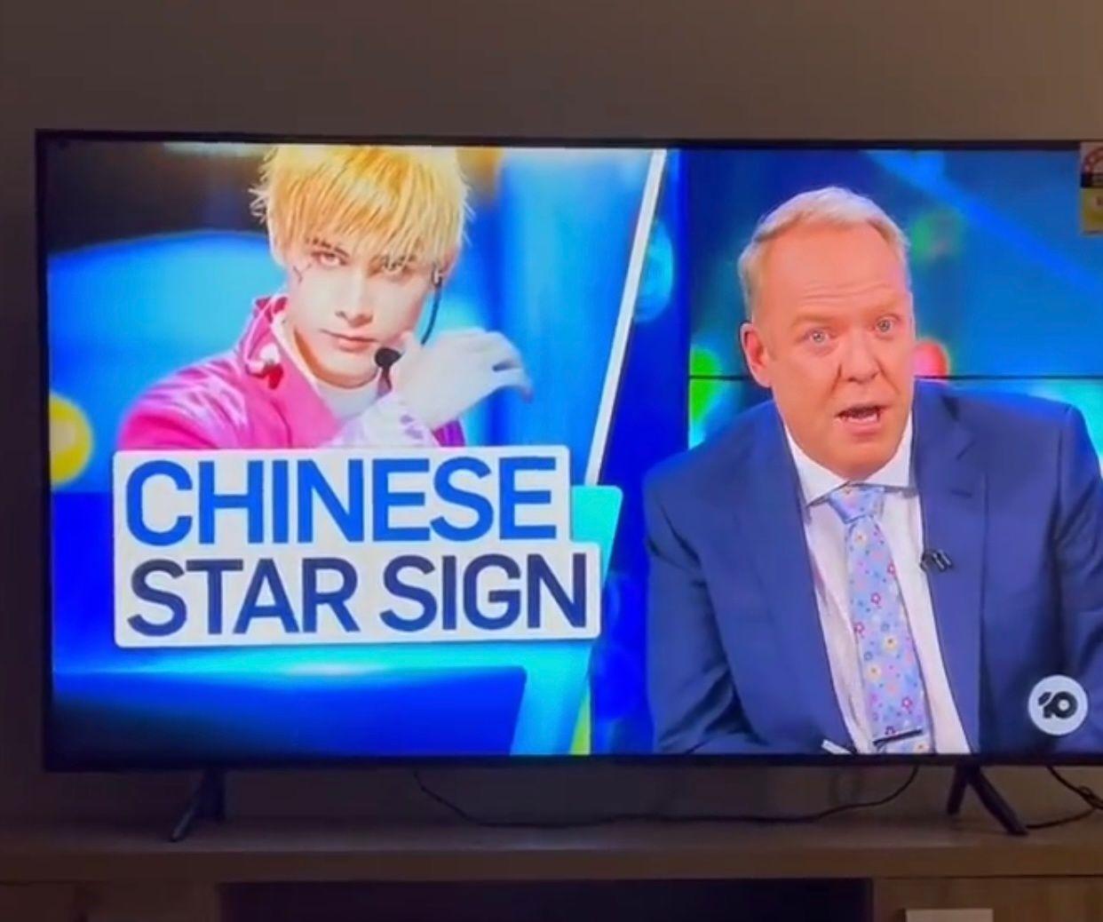 """創造營""""打工人""""利路修登上澳大利亞電視節目"""