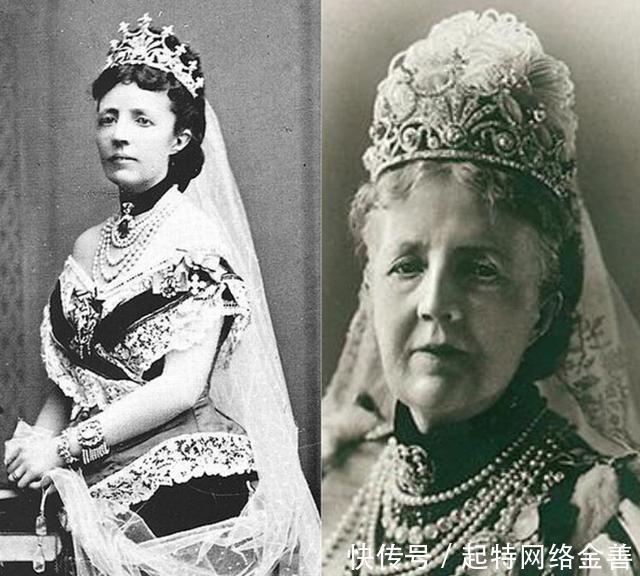 一頂500顆鑽石鑲嵌而成的皇冠,索菲亞女王的德拉蒙德皇冠