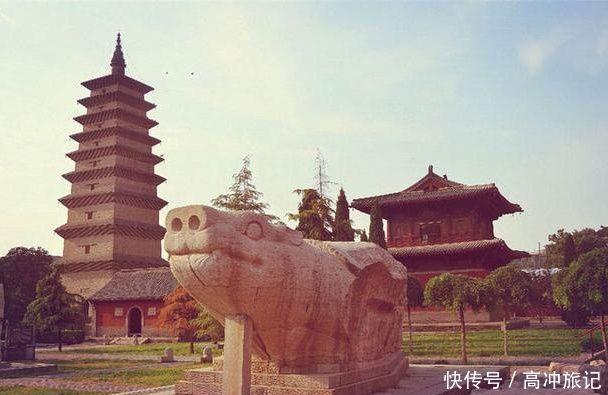 石家莊有一座重要的寺廟,還是「中國十大名寺」之一,遊客卻不多