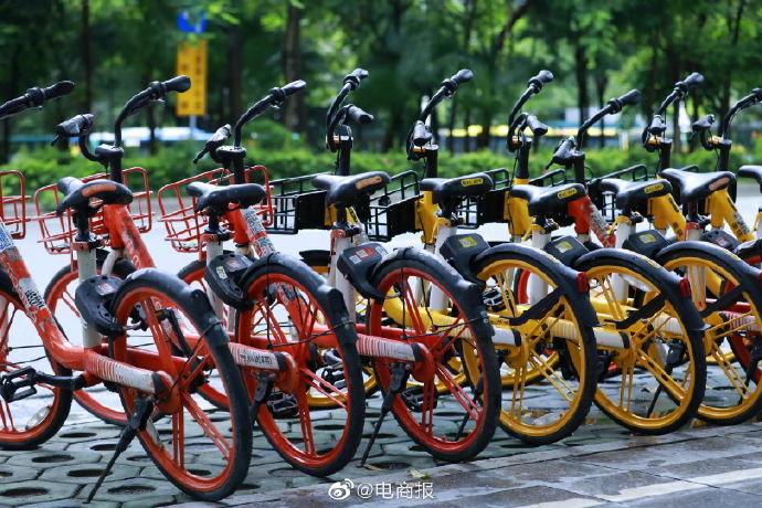 交通运输部:全国共有近2000万共享单车在运营