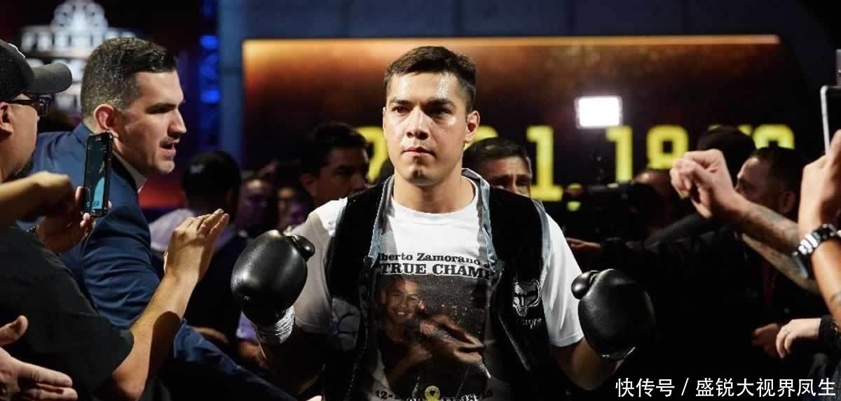 著名拳王時隔1年零10個月復出拳壇,被打得直接放棄比賽