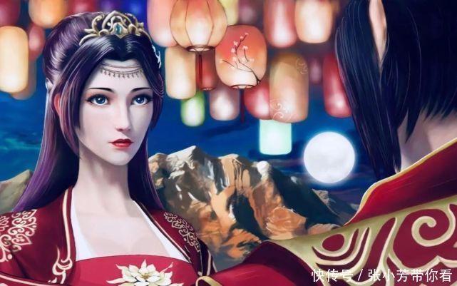 斗破苍穹:云韵和萧炎结婚,婚纱照喜庆又好看,强烈要求改剧情