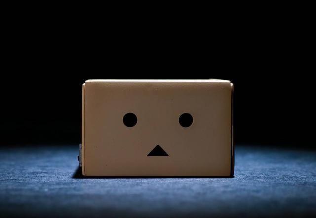 模玩秀:寿屋 纸箱人 阿楞