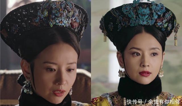 太后斥责富察皇后太节俭,她的做法打脸众人,头饰的变化表明心机