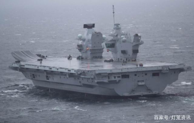 """把中國警告當耳旁風?英國航母悍然""""進軍""""亞太,約翰遜大放厥詞"""